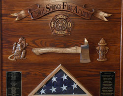Recruit class plaque