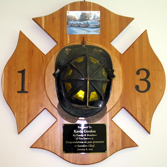 Fire Chief Retirement Gifts - Gift Ideas