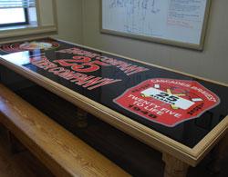 A A Custom Designs Custom Hardwood Tables