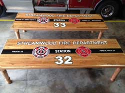 Streamwood Fire